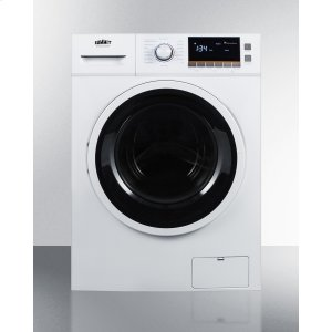 "Summit24"" Wide Washer/dryer Combo for Non-vented Use, With 15 Lb. Wash Capacity; Replaces Spwd2200"