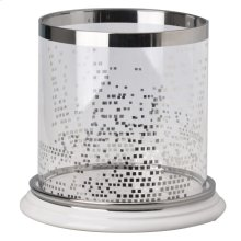 Candle Holder With Glass