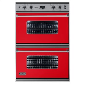 """Racing Red 36"""" Double Electric Oven - VEDO (36"""" Double Electric Oven)"""