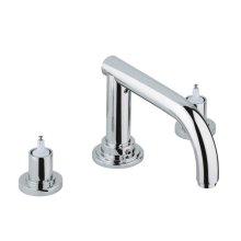 Atrio Roman Bathtub Faucet