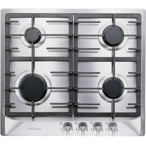 MieleKM 360 G Gas cooktop with 4 burners