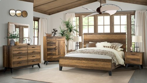 Bedroom - Urban Rustic Gentleman's Chest