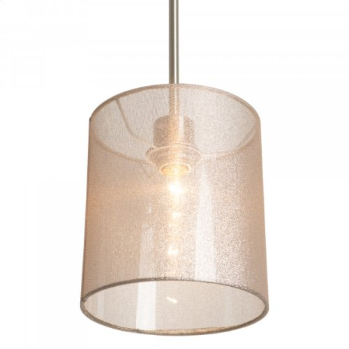 Lyell Forks Collection One Light Mini Pendant