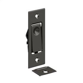 Pocket Door Bolts, Jamb bolt - Oil-rubbed Bronze