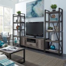 Opt Entertainment Center w Piers