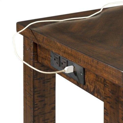 Jax Occasional Bar Table TJX100BTSP
