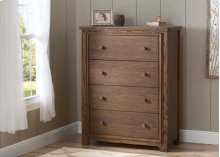 Langley 4 Drawer Chest - Rustic Oak (229)