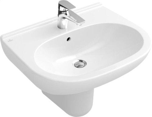 Washbasin Oval - White Alpin