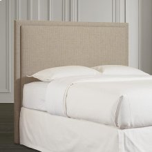 Custom Uph Beds Manhattan Rectangular Full Headboard