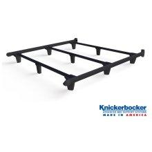 Black King EmBrace™ Bed Frame