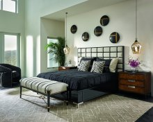 Lake Shore Drive Bedroom