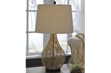 Rattan Table Lamp (2/CN)