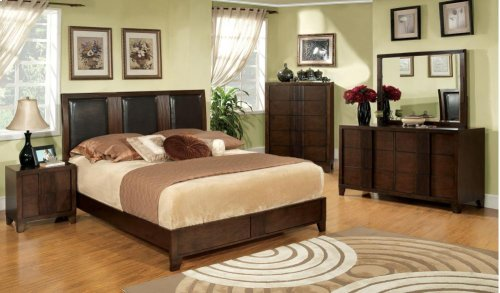 Queen-Size Colwood Bed