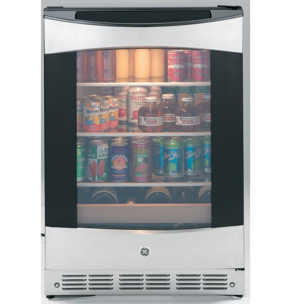 GE Profile(TM) Series Beverage Center  STAINLESS STEEL