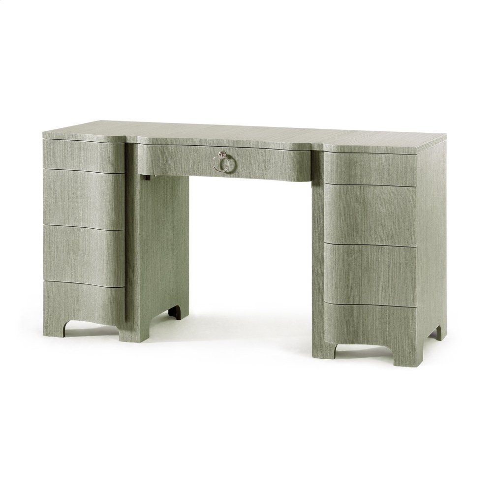 Bouquet Desk, Sage Green