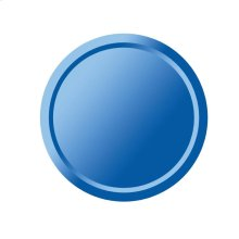 ROUND BLUE TINTED MIRROR