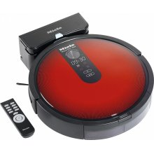 Scout RX1 Red - SJQL0 Robot vacuum cleaner with systematic navigation.