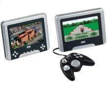 Dual Screens Portable DVD Player - DRC630