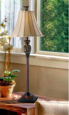 Iron Lace - Buffet Lamp