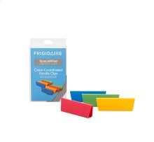 Frigidaire SpaceWise® Color-Coordinated Handle Clips