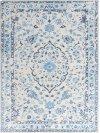 Art-5 White Blue