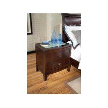 Elements International Bedroom Alexandra Nightstand AX555NS