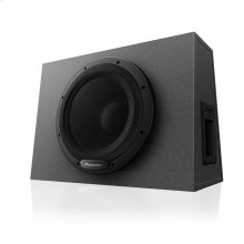 "12"" Sealed enclosure active subwoofer with built-in amplifier"