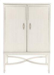 Criteria Bar Cabinet in Criteria Pale Ivory (363) Product Image