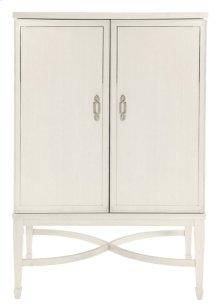 Criteria Bar Cabinet in Criteria Pale Ivory (363)