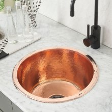 Polished Copper Redondo Grande