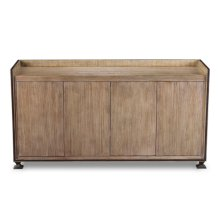 Metropolitan Credenza/Entertainment Ctr