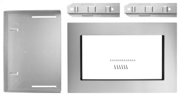 "27"" Trim Kit for 1.5 cu. ft. Countertop Microwave Oven with Convection Cooking"