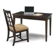 Writing Desk - Walnut Finish Product Image