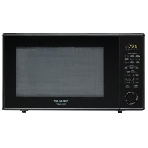 Sharp Appliances2.2 cu. ft. 1200W Sharp Black Countertop Microwave Oven (R-659YK)