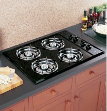 GE® Built-In Gas Cooktop