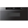 "Modernist 30"" Microwave-In-A-Drawer, Graphite"
