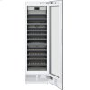 "Gaggenau 400 Series 400 Series Wine Climate Cabinet Fully Integrated, Panel Ready, With Glass Door Niche Width 24"" (61 Cm)"
