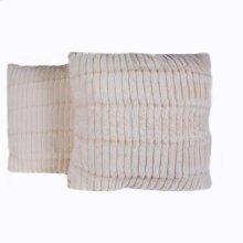 Faux Fur Pillow 2PC 702-100