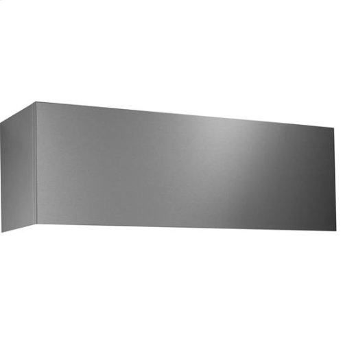 Optional Decorative soffit flue extensions for the WP29 Range Hood