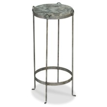 Lancaster Marble Top Drink Table