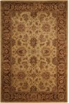 Jaipur Ja22 Bge Rectangle Rug 5'6'' X 8'6''