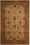 Jaipur Ja22 Bge Rectangle Rug 5'6'' X 8'6''