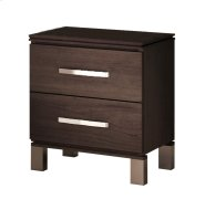 Cranbrook 2 Drawer Night Stand Product Image