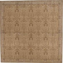Hard To Find Sizes Grand Parterre Pt02 Brush Square Rug 15' X 15'