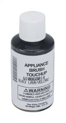 0.6 OZ Black Lava Touch-Up Paint Bottle Product Image