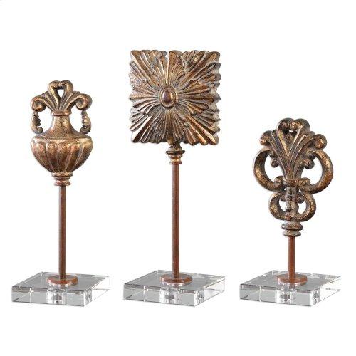 Cesare Sculptures, S/3