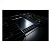 """Jenn-Air Noir 36"""" Gas Professional-Style Rangetop With Grill"""