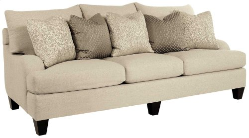 "Brooke Sofa (97"") in Brandy (703)"