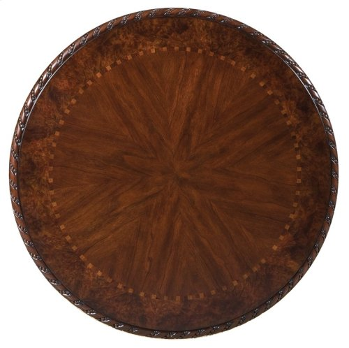 "Antoinette Table Top 33"" Round"