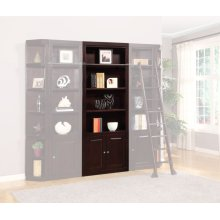 Boston 32 in. Open Top Bookcase